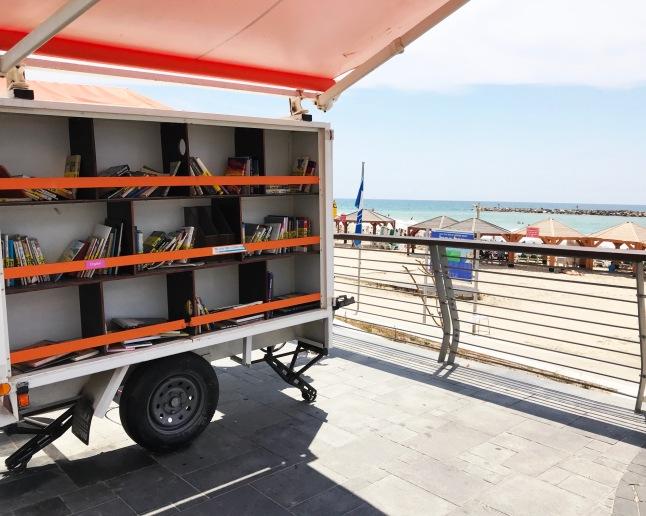Mobile Library, Tel Aviv
