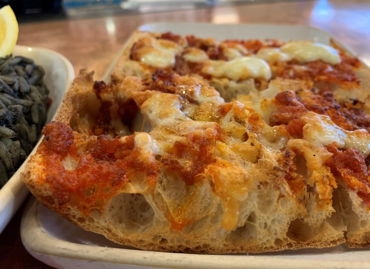 Pan de la Casa - Tapas Revolution