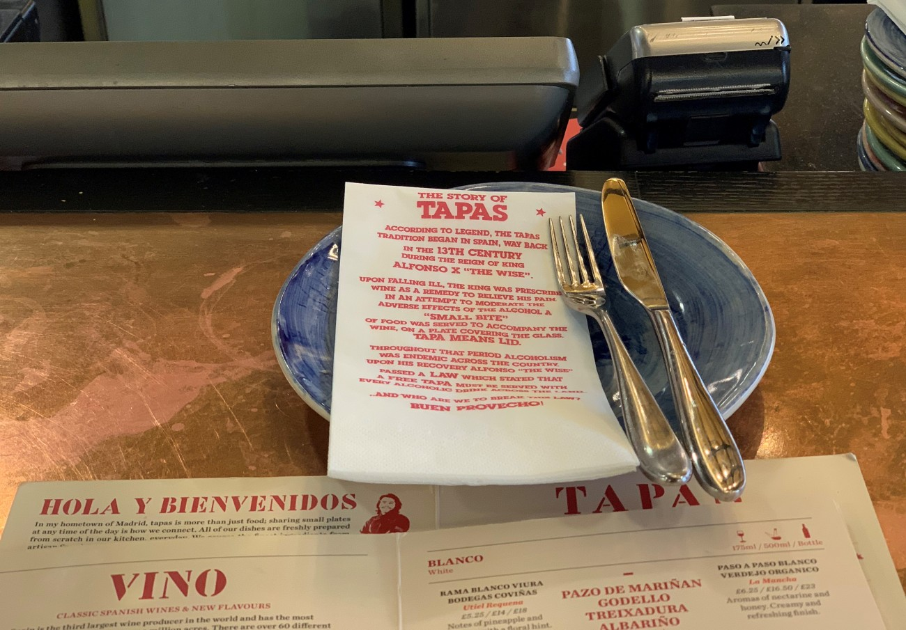 The Story of Tapas Revolution