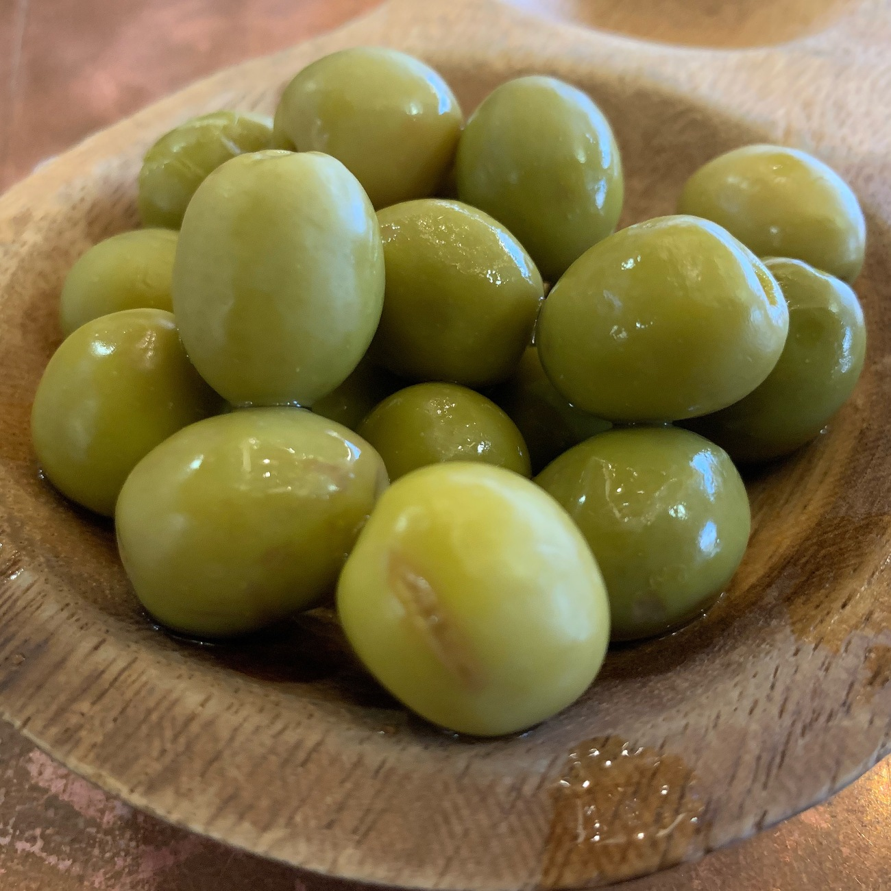 andalucian olives
