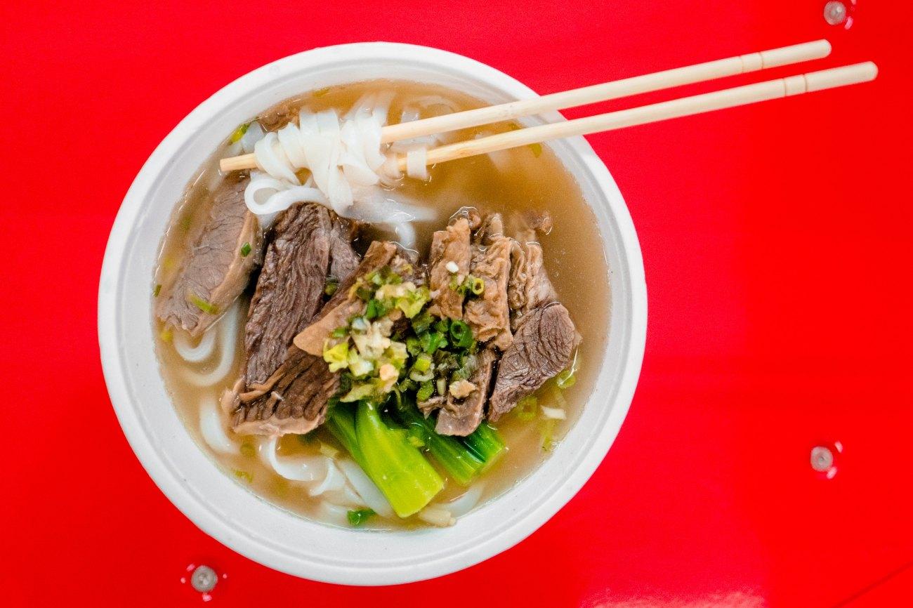 beef brisket noodles - alice