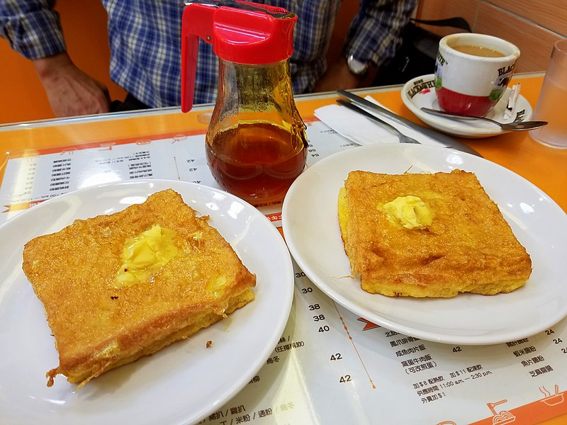 hk style french toast