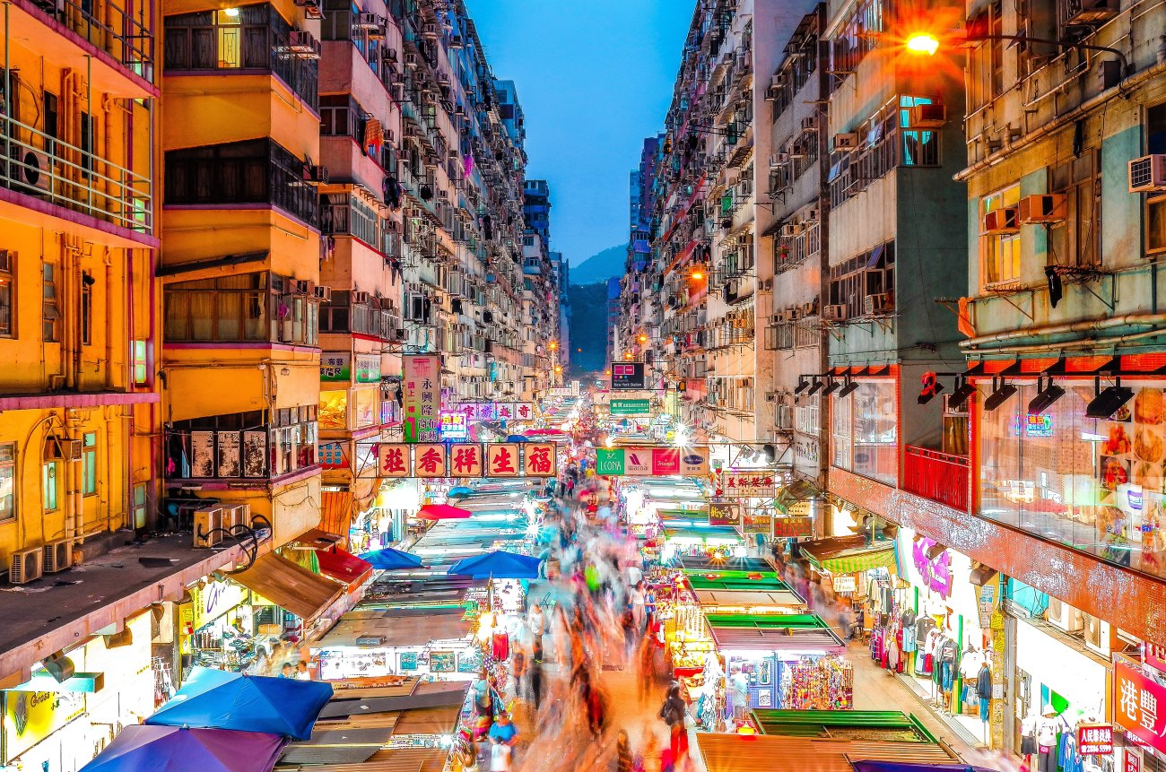 hong kong - francois-hurtaud