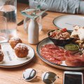 tapas on a table by maddi bazzocco