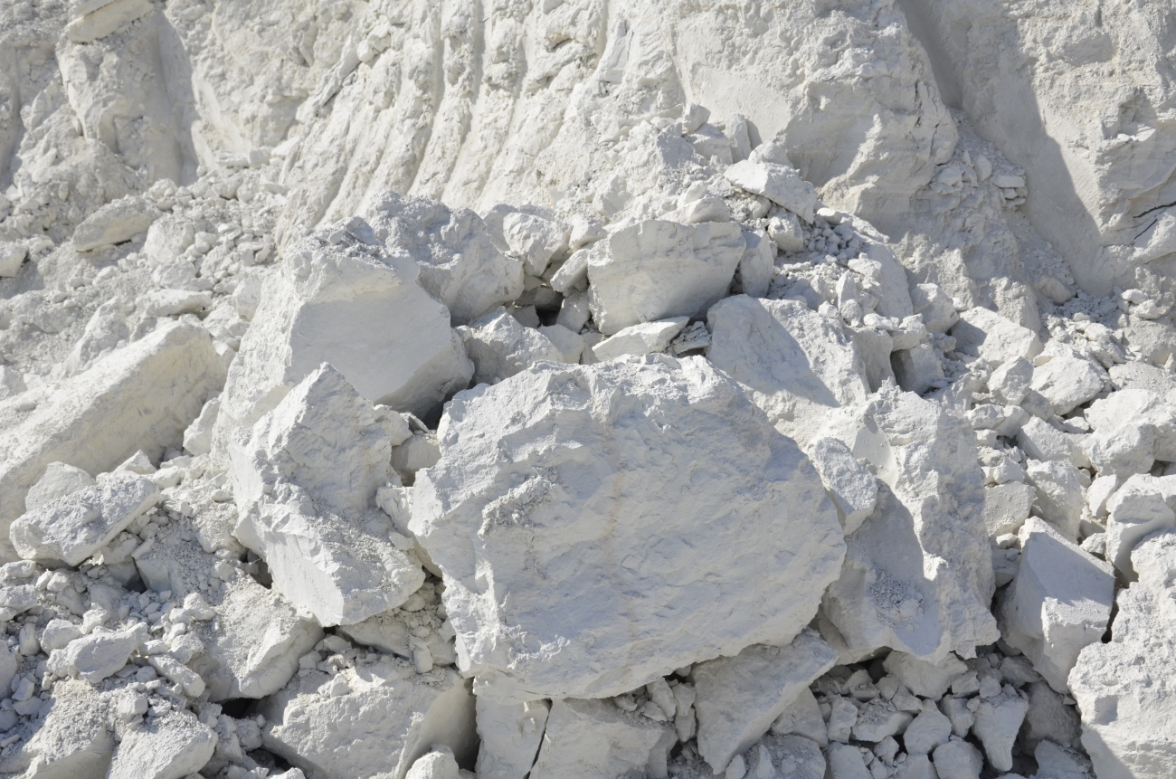 Kishangarh Marble Dumping Yard