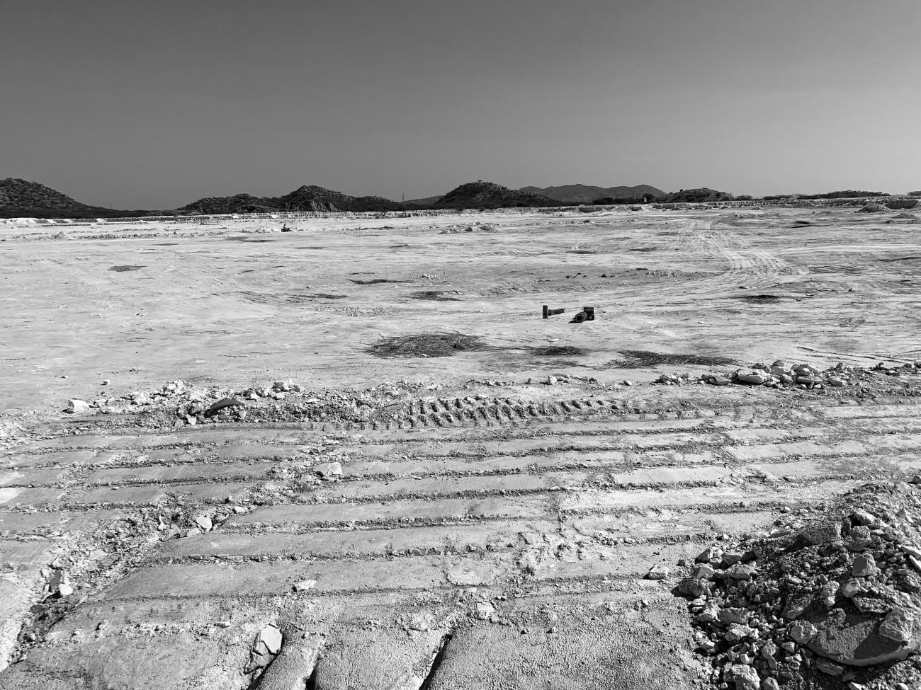 Kishangarh Marble Dumping Yard - Rajasthan