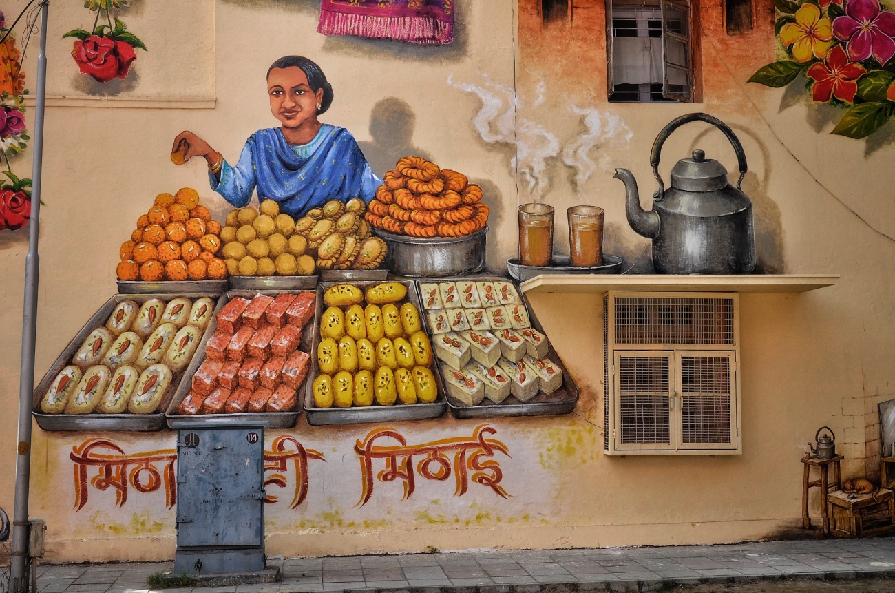 Capturing the Essence of New Delhi - Lodi Art District