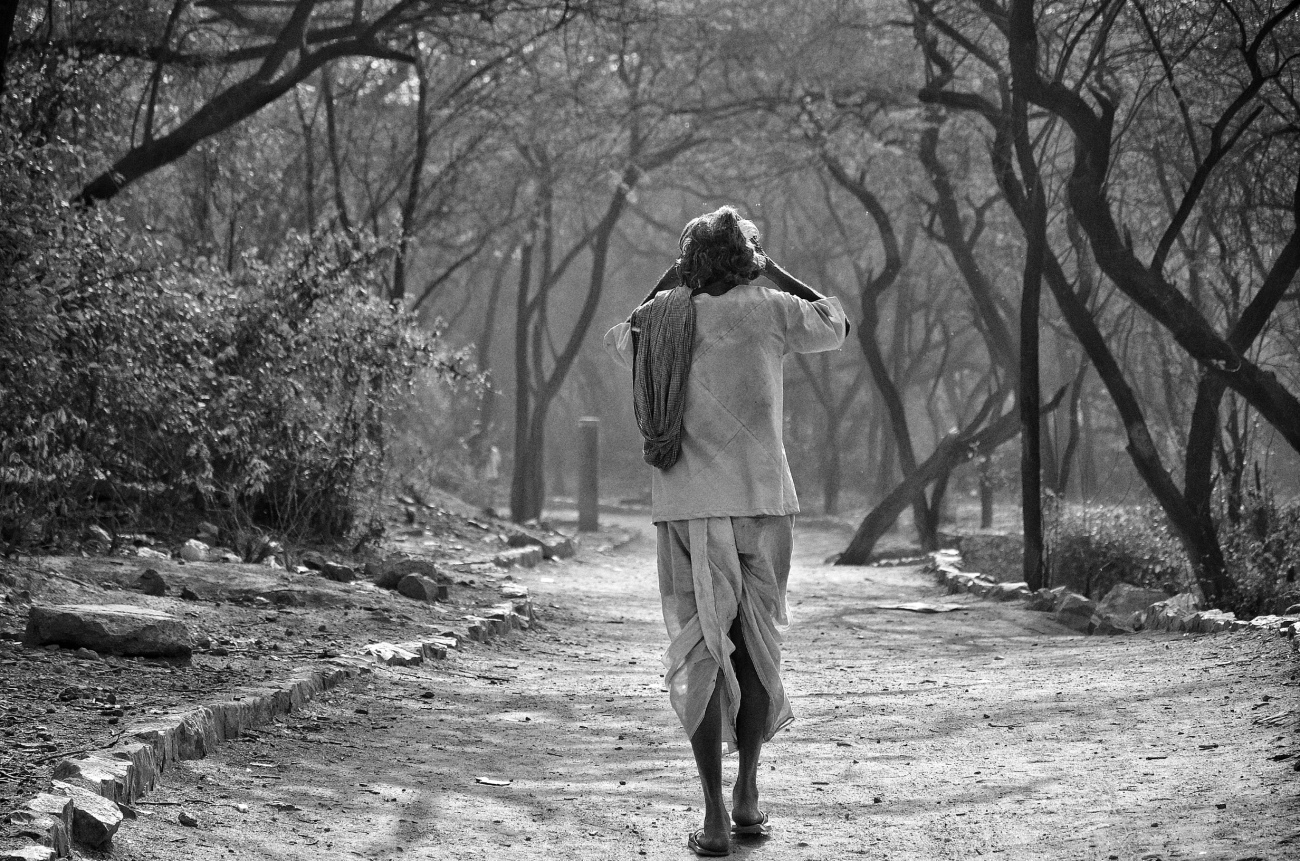 In the End, We Must All Walk Alone - Mehrauli
