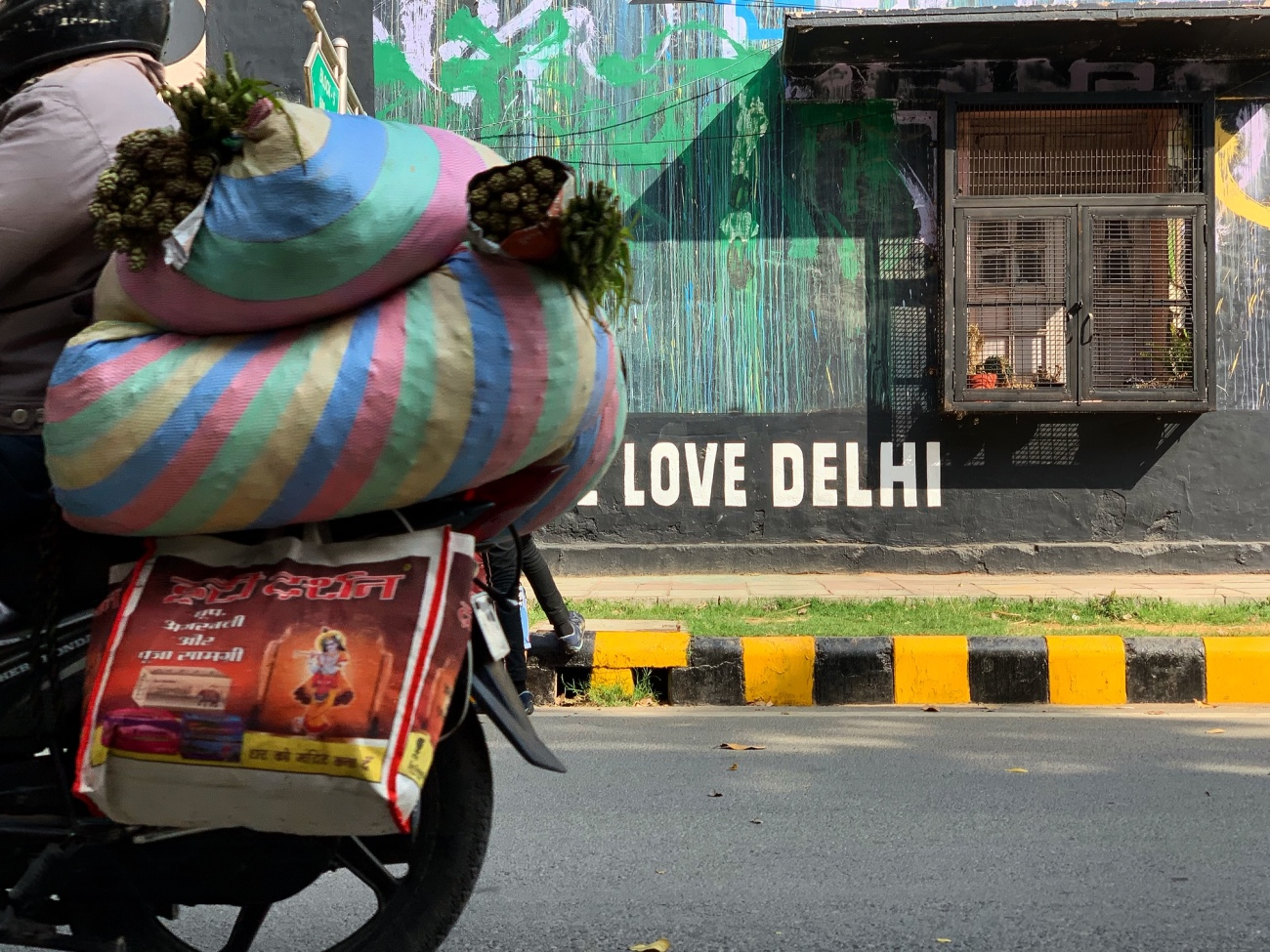 Love Delhi - Lodi Art District