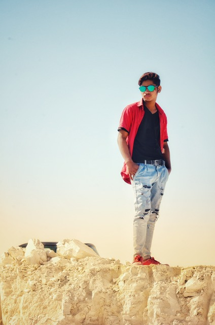 Photo-shoot - Kishangarh, Rajasthan