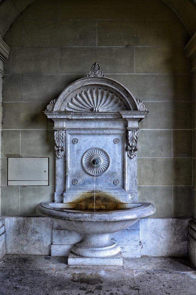 Water Fountain in Bern Switzerland