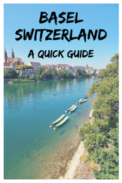 A Quick Guide to Basel, Switzerland #Switzerland #Basel #Travel