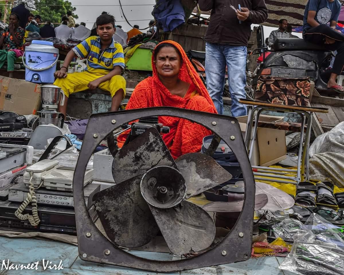 Chor Bazaar, Delhi