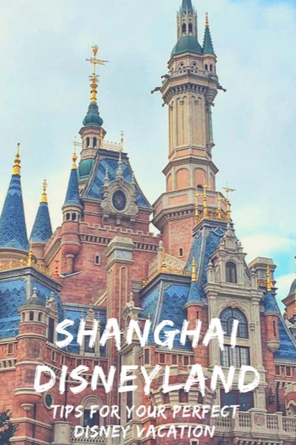 Shanghai Disneyland - Top Tips #Travel #China #Family #Disney