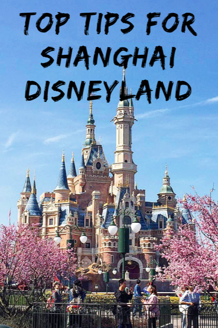 Shanghai Disneyland - Top Tips #Travel #Disneyland #China #Shanghai
