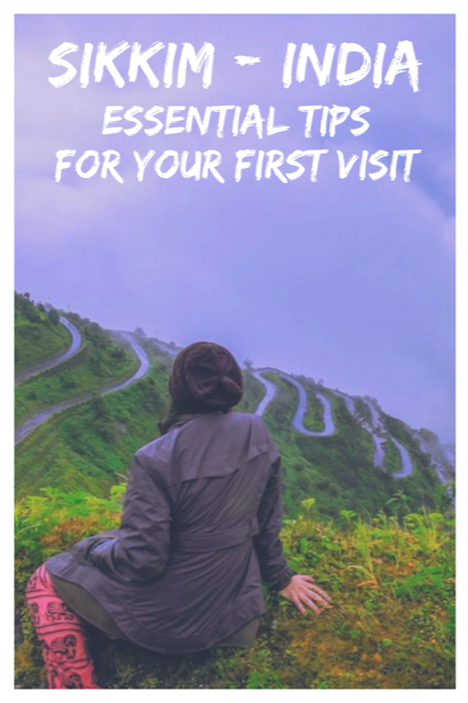 Sikkim, India - Tips for Your First Visit #Travel #Sikkim #India #Tips
