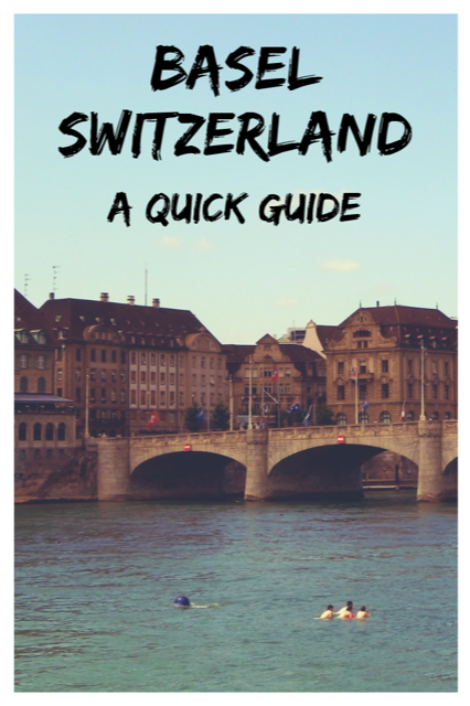 The Ultimate Guide to Basel Switzerland #Travel #Swiss #Basel