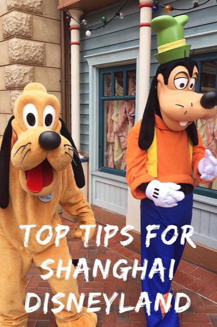 Top Tips for Shanghai Disneyland #Travel #Disneyland #China #Shanghai