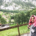A Hike Up the Staubbach Fall in Lauterbrunnen