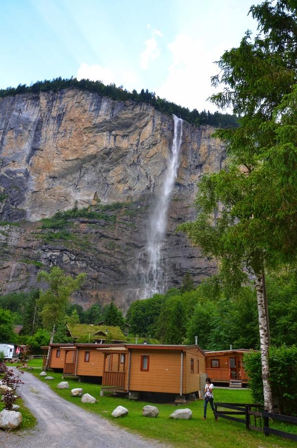 Camping Jungfrau, Lauterbrunnen