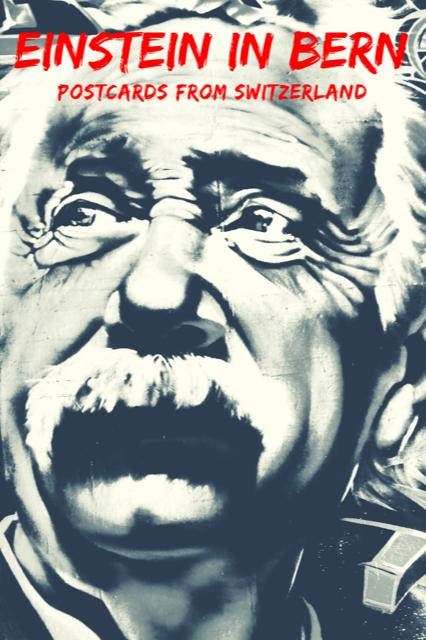 Einstein in Bern, Switzerland #Travel #Einstein #Switzerland #Bern