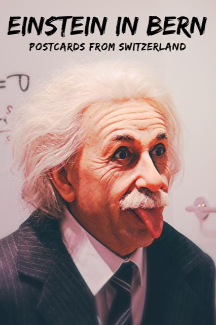 Einstein in Switzerland #Travel #Einstein #Bern #Switzerland