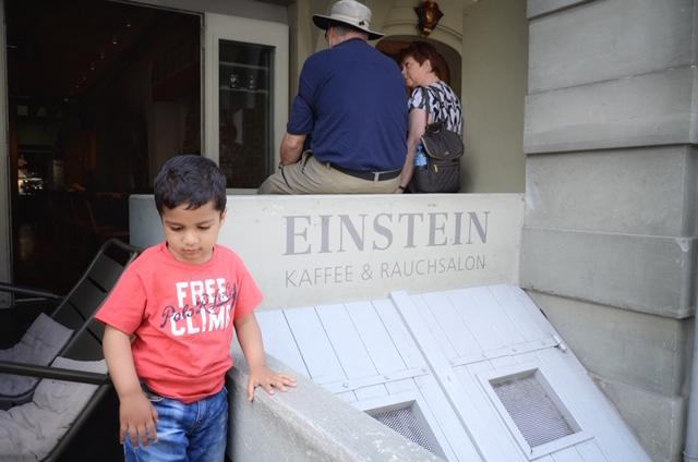 Einsteinhaus, Bern, Switzerland