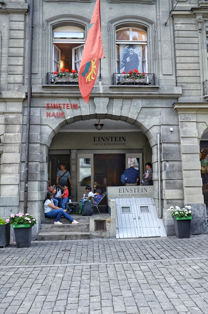 Einsteinhaus in Old Town, Bern