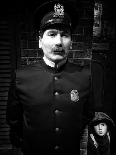 Chaplin'e World Switzerland Wax Figure