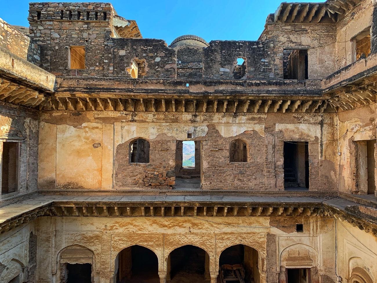 A Magnificant Maze of Discoveries - Qila Tatarpur
