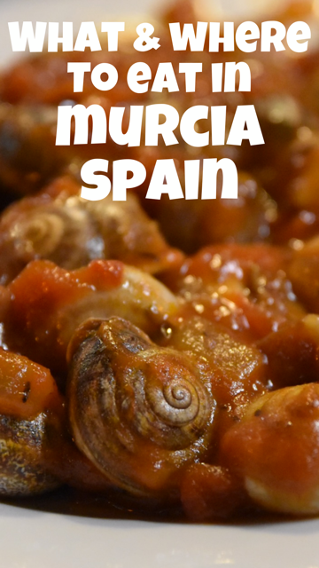 What to Eat in Murcia, Spain #Travel #Spain #Food #Restaurants