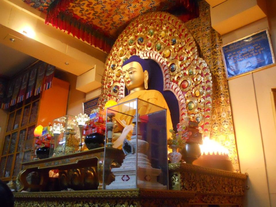 Buddha - Dharamshala