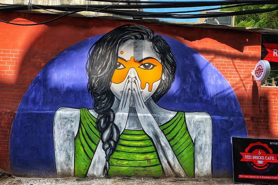 Champa Gali, Saket - New Delhi