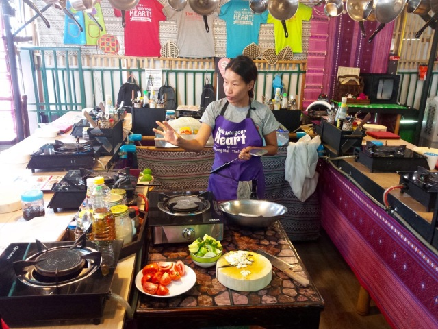 Experiencing Unique Thai Cuisine with a Cooking Class in Chiang Mai