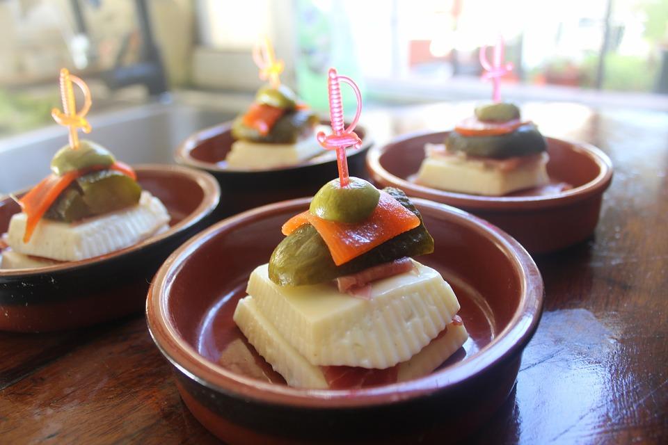 basque Cuisine - Tapas