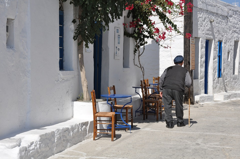 Greece 5 - Offbeat Islands