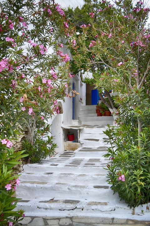 Tinos Offbeat Greek Island