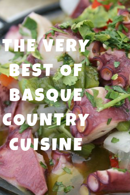 What To Eat When Travelling To Basque Country #Spain #Basque #food