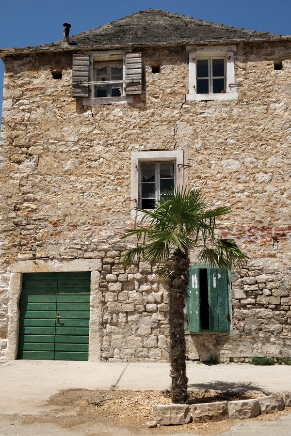 A House in Solta, Croatia