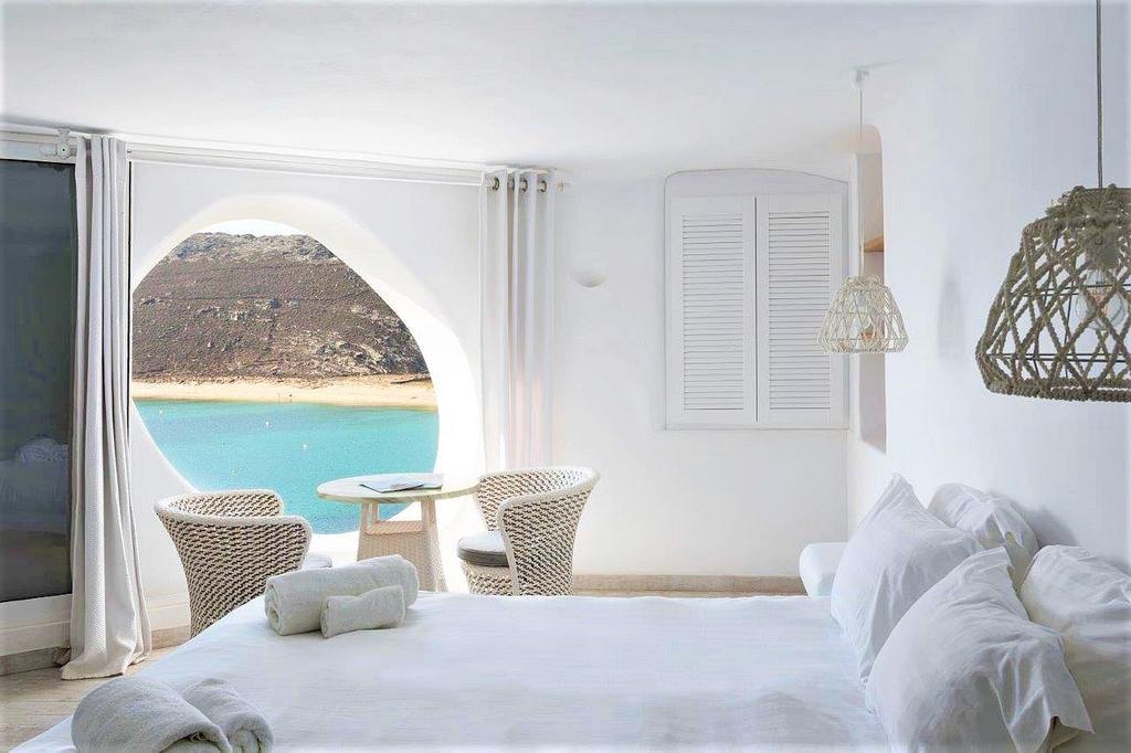 Bedroom at Panormos Village