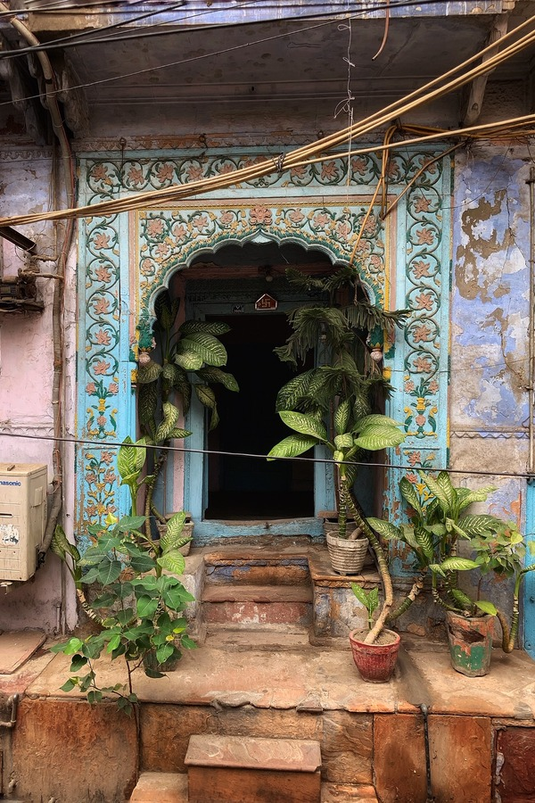 Doors of Old Delhi