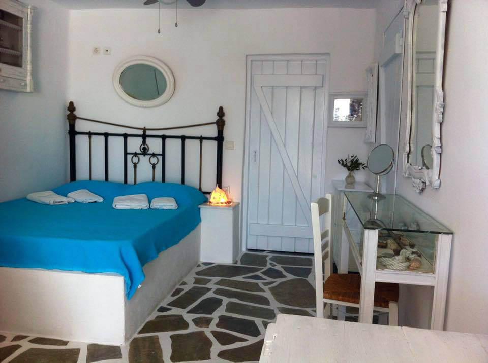 Family Room at Mykonos Secret Spot