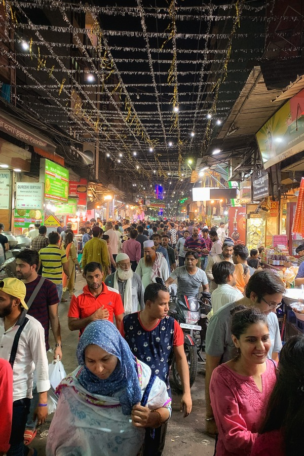 Old Delhi - Ramadan Evening