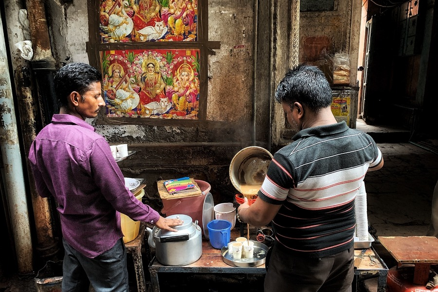 Sheesh Mahal Tea Stall