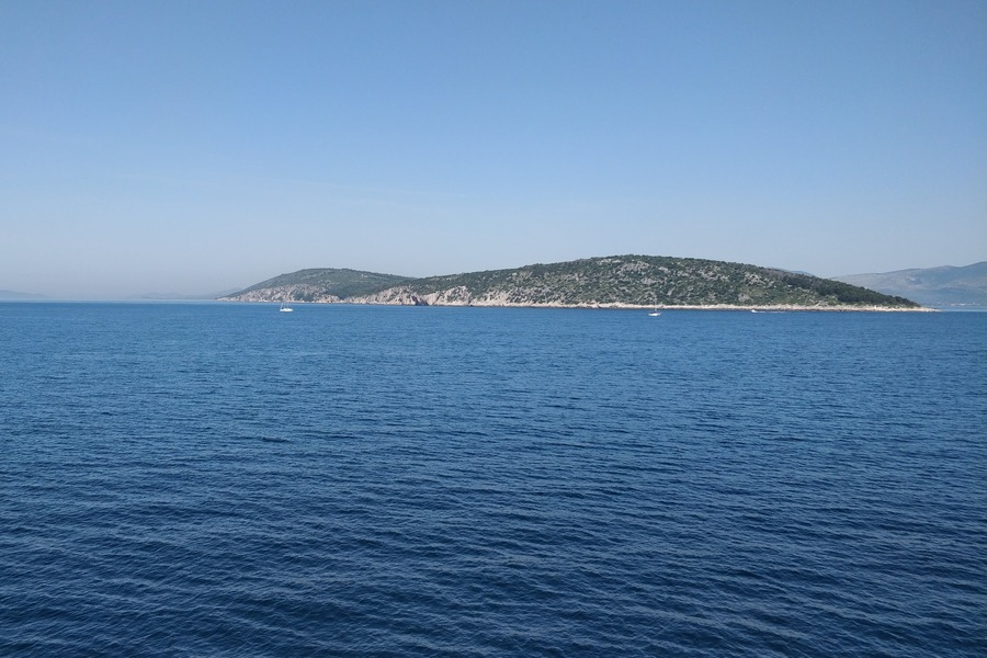 Solta, Croatia - Approaching the Island.jpg