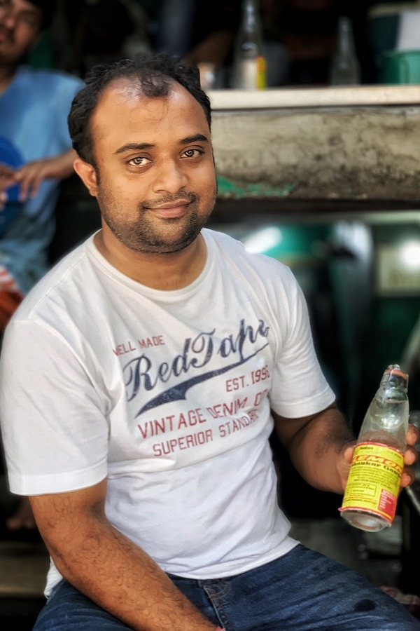 Ved Prakash Lemon Soda
