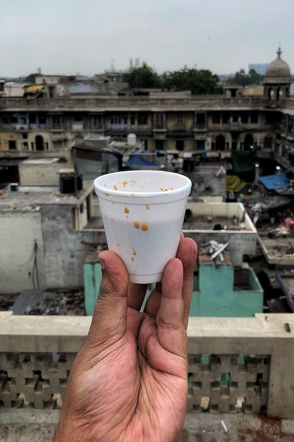 The Perfect Chai Experience in Old Delhi