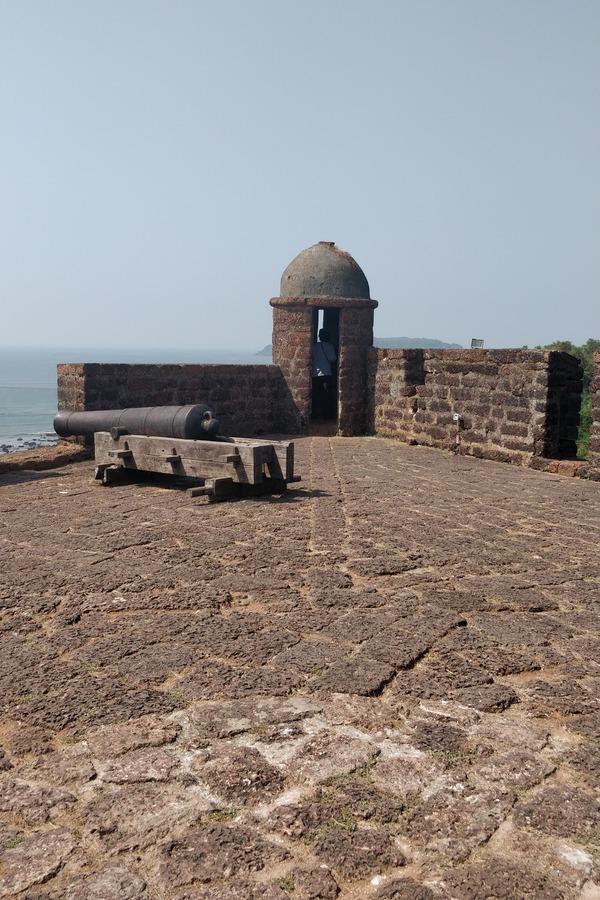 Goa's Reis Magos Fort