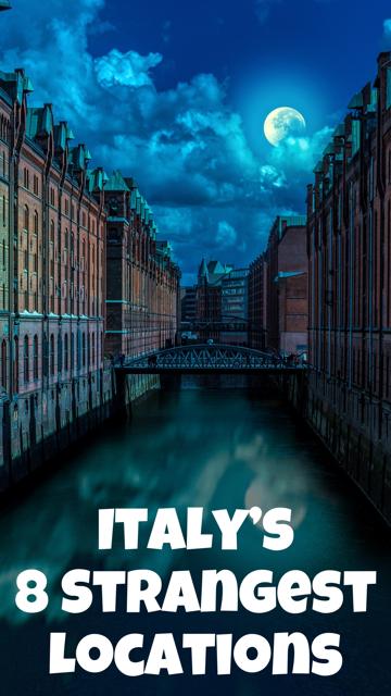Italy's Strangest Locations #Travel #Italy