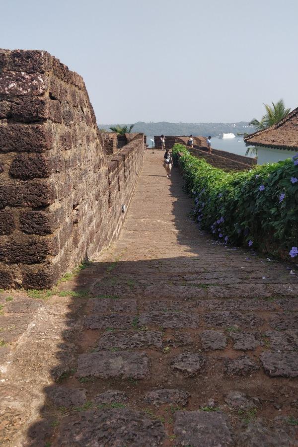 Reis Magos Fort - Goa